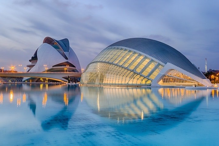 48 hours in Valencia - City of Arts and Sciences
