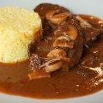 Fricando recipe - delicious Catalan beef stew with mushrooms recipe