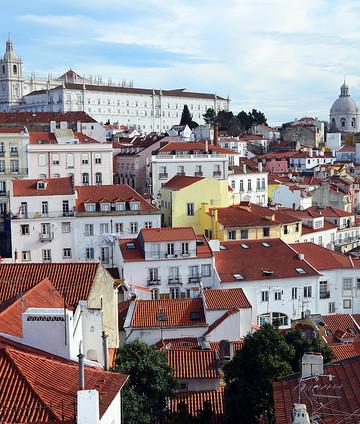 Lisbon from Madrid trip