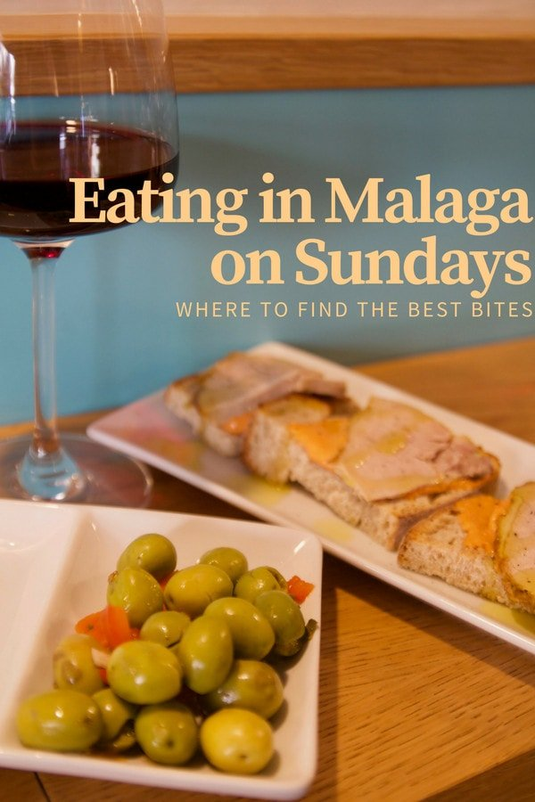 Not sure where to eat in Malaga on Sundays? Here are a few spots locals love where you can enjoy some of the city's most fabulous food as the weekend draws to a close.
