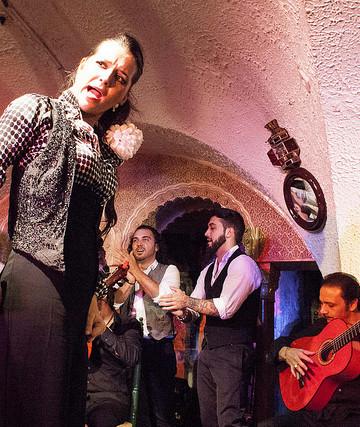 flamenco in barcelona