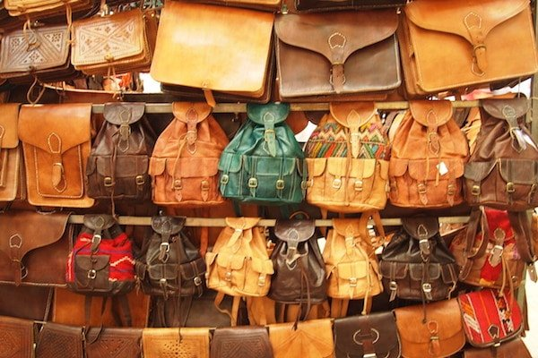 When it comes to boutique shopping in Granada, nothing beats Munira for beautiful leather goods!
