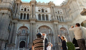 Renting bikes in Malaga offers a great new way to see and experience the city.