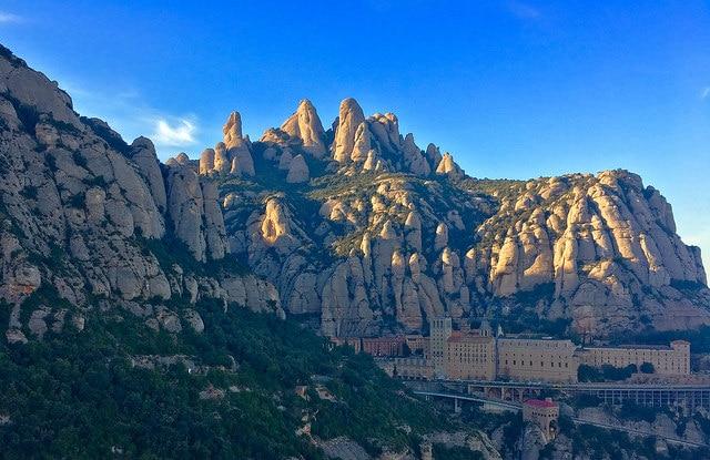 Day trips from Barcelona - Montserrat
