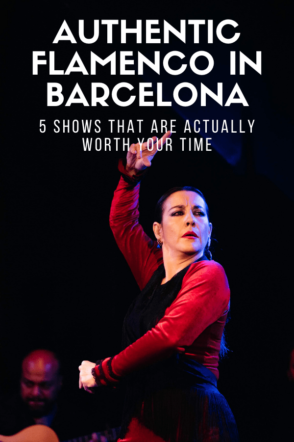 Barcelona is many things: a dream travel destination, home to fabulous Gaudi architecture and amazing food, but a flamenco hotspot is not one of them. That said, it IS possible to find great flamenco in Barcelona—you just have to look a little hard! Luckily, a flamenco show at any of the spots in this guide is the perfect plan for a night out in the Catalan capital.