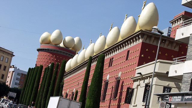 Day trips from Barcelona - Figueres