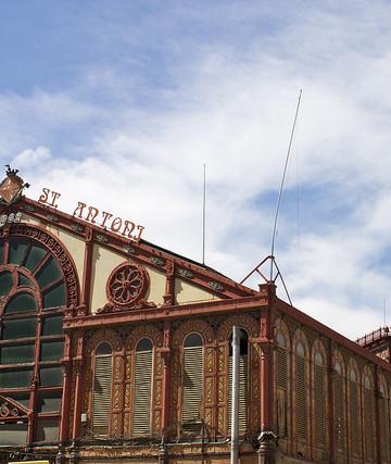 Best Markets in Barcelona - Sant Antoni