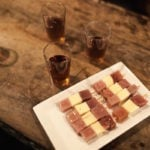 Antigua Casa de Guardia has earned a spot on this list of historic bars in Malaga for good reason: it's the city's oldest wine bar.