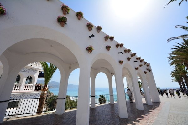 Halfway through your 7 days in Malaga, escape the busy city and head to beautiful nearby Nerja for some R&R.