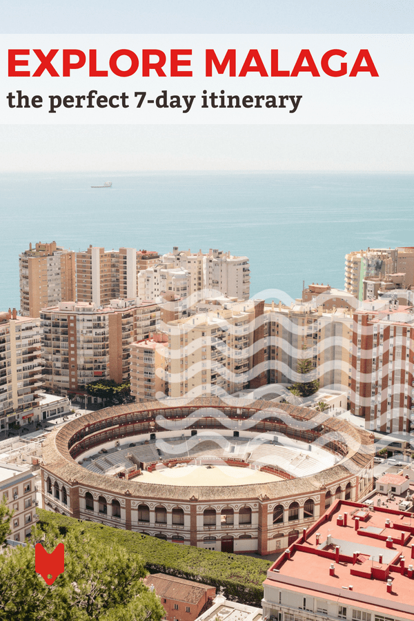 Spending 7 days in Malaga will give you enough time to hit up the main sights, get off the beaten path, take a few day trips—and relax at the beach, of course. This itinerary is packed with all the information you need.