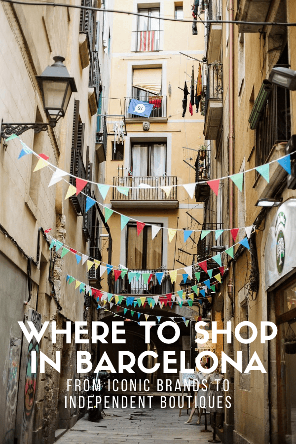 Along with Gaudi's famous architecture like the Sagrada Familia and Park Guell, something else you'll find everywhere in Barcelona is fabulous shopping. But with amazing stores just about everywhere in the city, knowing where to start can be overwhelming. This guide will show you where to shop in Barcelona like a local no matter what you're looking for.