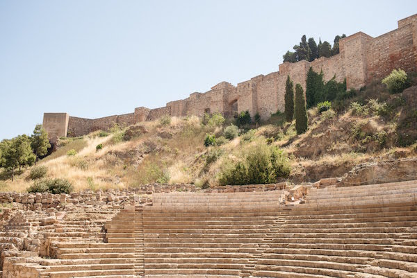 The Alcazaba and the Roman Theater are easy to visit one after the other. Both are musts during your 10 days in Malaga!
