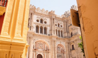 Start your 7 days in Malaga by exploring the fantastic cathedral!