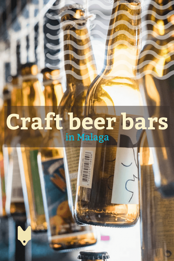 There are so many great places to drink craft beer in Malaga! Here are a few spots locals love—and so will you.