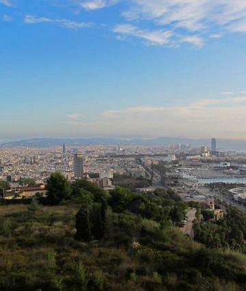Getting around Barcelona