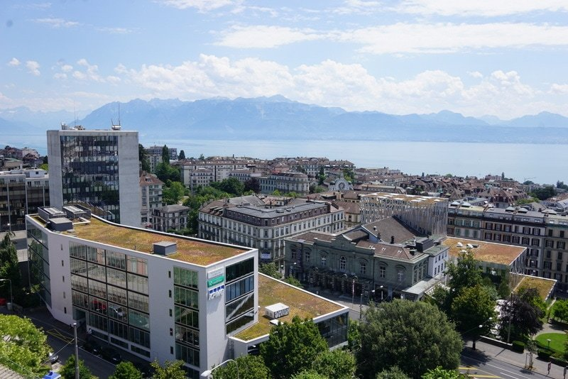 Thing to see in Lausanne