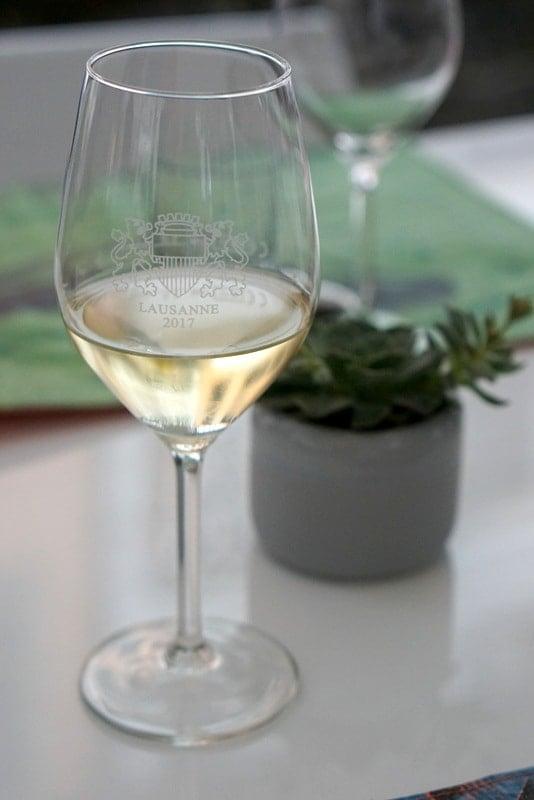 swiss Wine Lausanne
