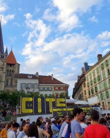 La Cité Festival Lausanne