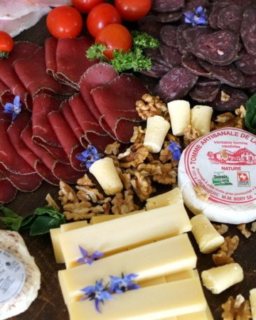 what to eat in Lausanne Switzerland