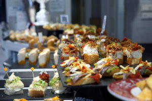 Bar Bergara: one of the best pintxos bars in Gros San Sebastian