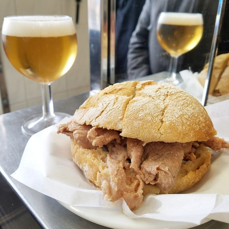 Bifana sandwich: where to eat in Lisbon guide