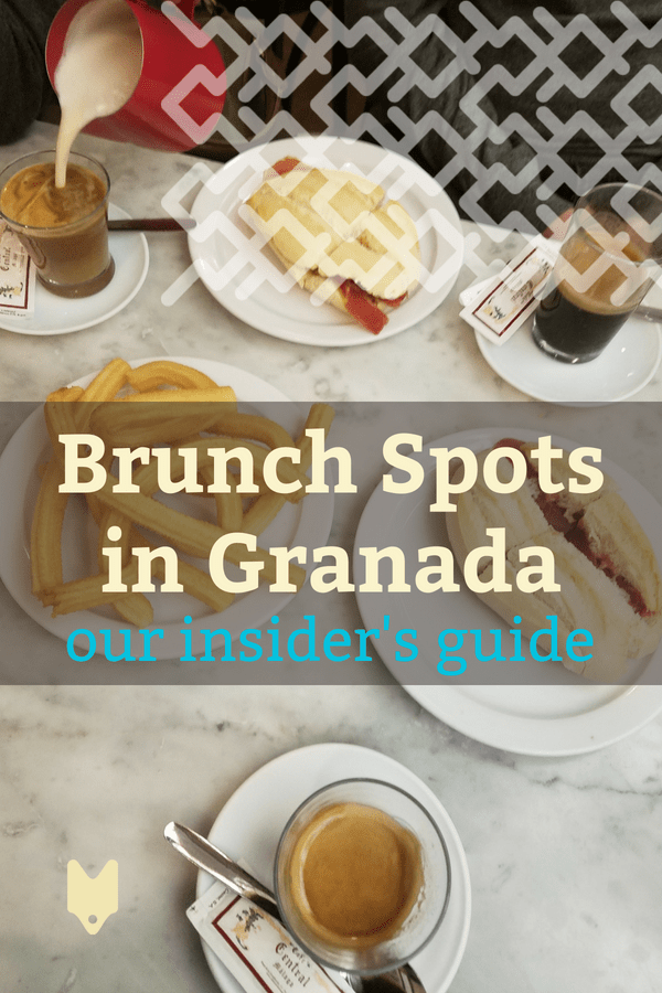 Let's head out for brunch in Granada! Here are the top picks for the best spots.