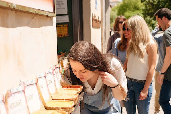 A great way to spend a day during your bachelorette party in Granada: shopping 'til you drop—like a local!