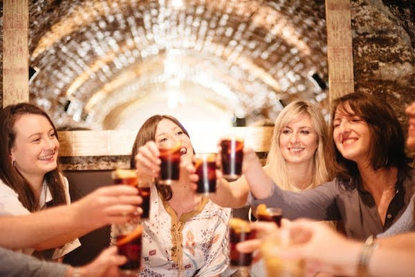 Have a bachelorette party in Granada the Spanish way! Grab dinner and then hit the clubs—all with the bride-to-be wearing a costume of her friends' choosing!