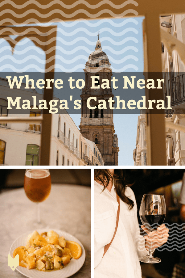 Not sure where to eat near the cathedral in Malaga? Luckily, you've got plenty of great options! Here are just a few beloved local favorites.