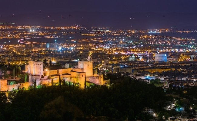 5 Best Views of Granada That Will Take Your Breath Away