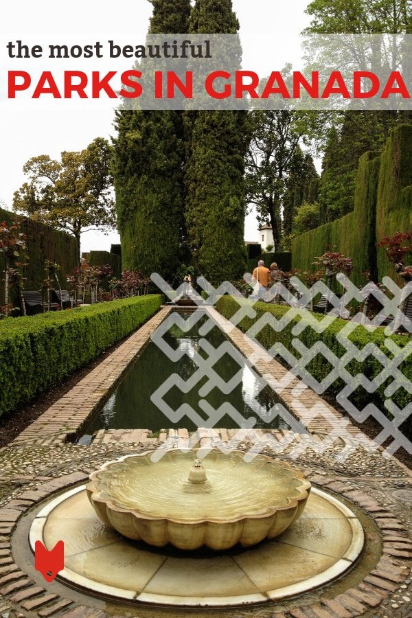 From the Alhambra to the Sierra Nevada, some of the best destinations are the beautiful parks in Granada. Here are a few of the gorgeous green spaces you can't miss.