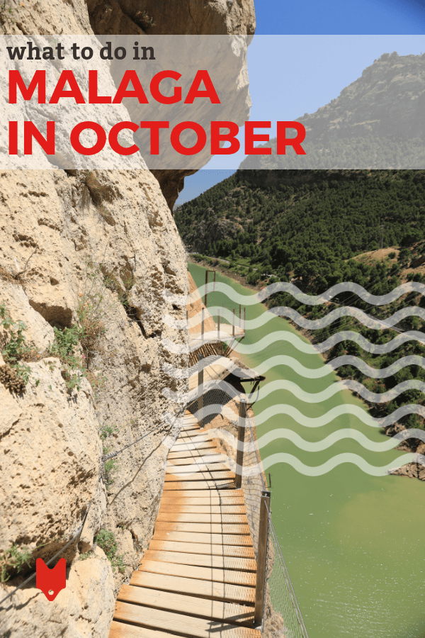 Think beyond the beach—there are so many great things to do in Malaga in October! Here's what we'll be up to this fall. #Malaga #Spain #Europe #Halloween #October #hiking #feria