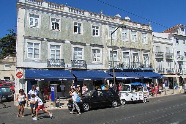 Fábrica de pastéis de Belem - Lisbon