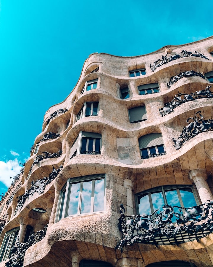 Gaudi in Barcelona - 48 hours in Barcelona