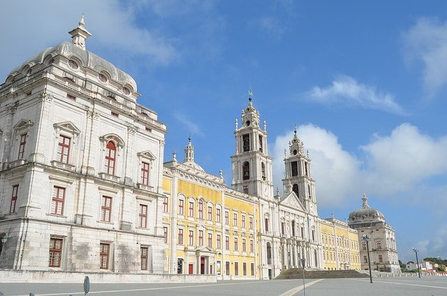 Mafra Portugal- Day Trips from Lisbon