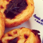 Pasteis de Belem pastries in Lisbon