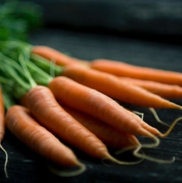 Roasted carrots with cumin and paprika recipe