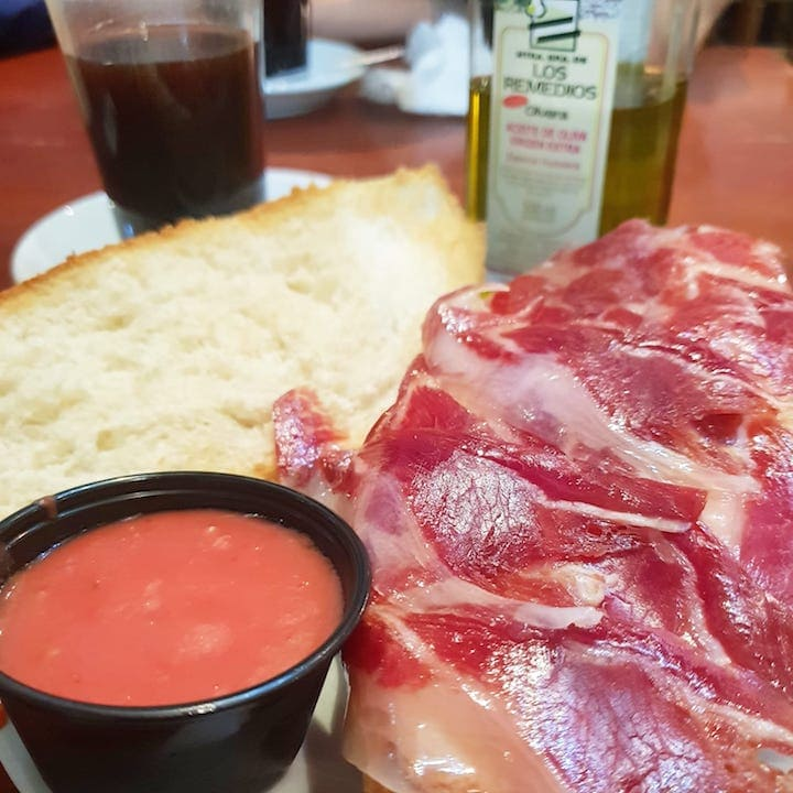 Breakfast in Spain -Spanish  breakfasts foods