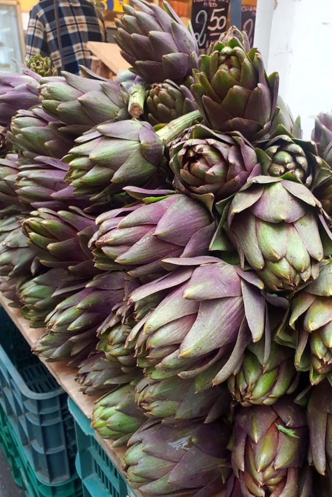 What to Eat in Rome - artichokes