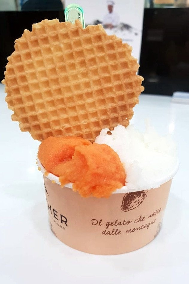 What to Eat in Rome - gelato