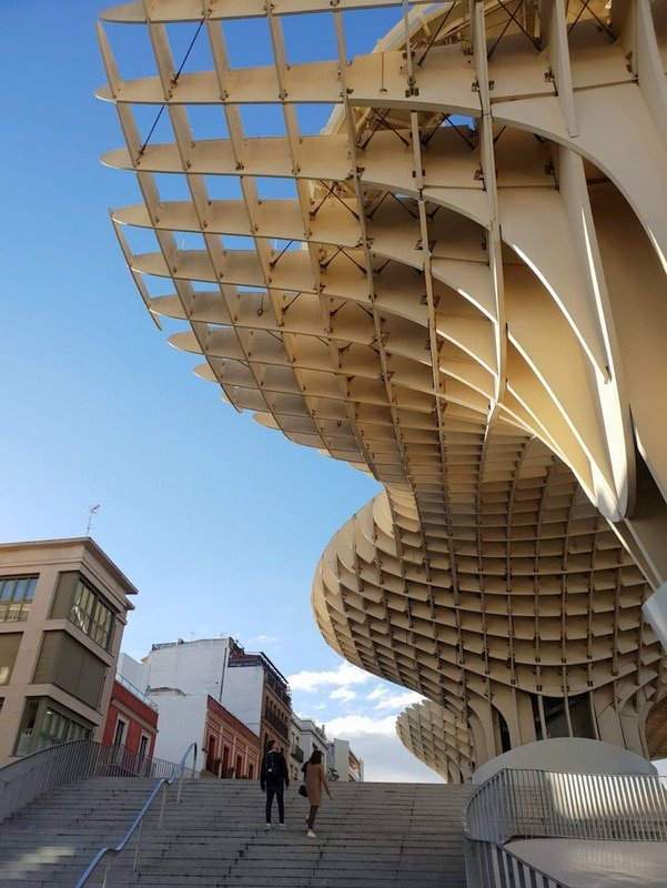 Where to Stay in Seville - Las Setas