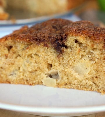 Apple Olive Oil Cake - Best Recipe