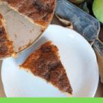 Apple Olive Oil Cake Recipe Pin