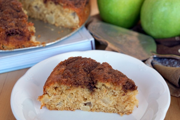 Spanish Apple Olive Oil Cake - My favorite recipe