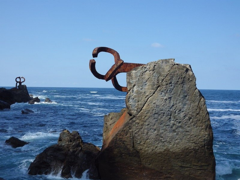where to stay in San Sebastian - Antiguo neighborhood (Comb of the Wind sculpture)