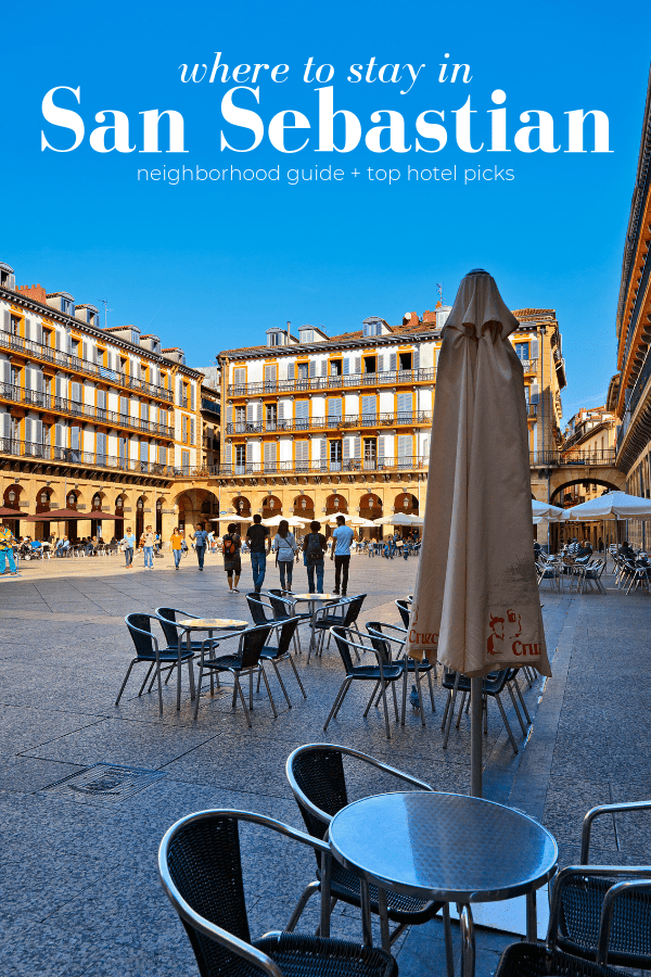 Once you've decided where to stay in San Sebastian, you're all set to have an unforgettable trip!