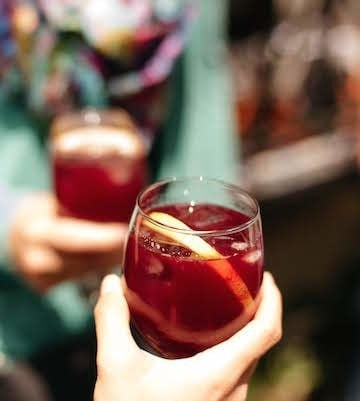 Not sure what to drink in Seville? You can't go wrong with tinto de verano.
