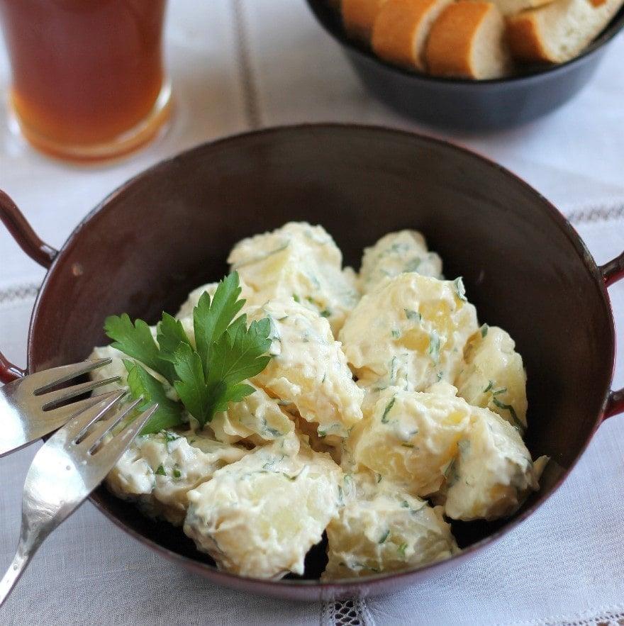 Patatas Alioli Recipe