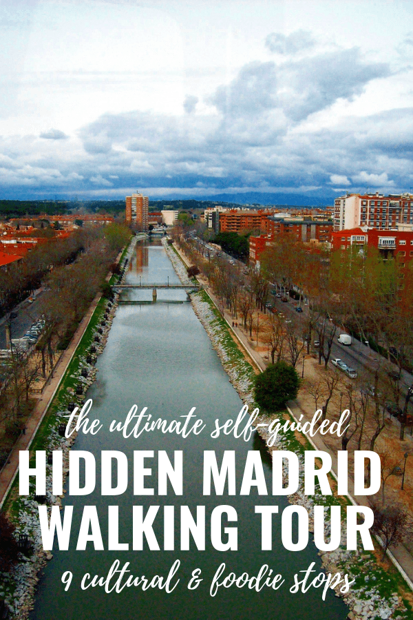 Discover a different side of Spain's capital on this self-guided walking tour of Madrid Rio!