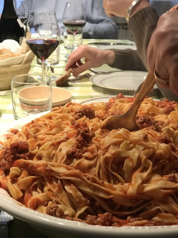 Love letter Rome - homemade pasta